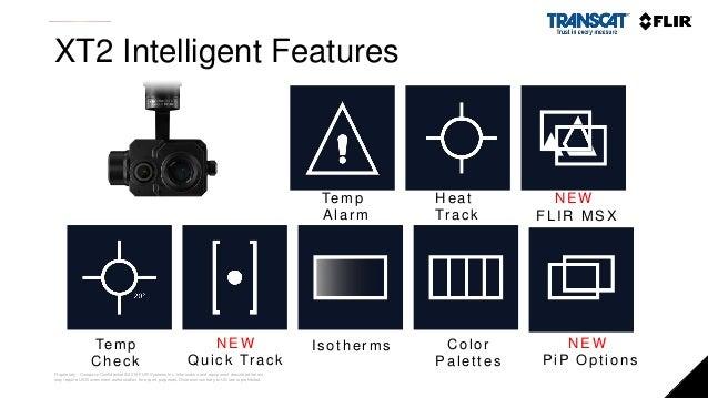 FLIR Webinar: Selecting a Drone or IR Camera for Various