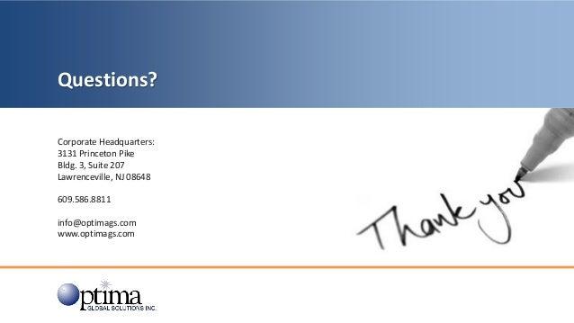 Transcendap Customer Presentation