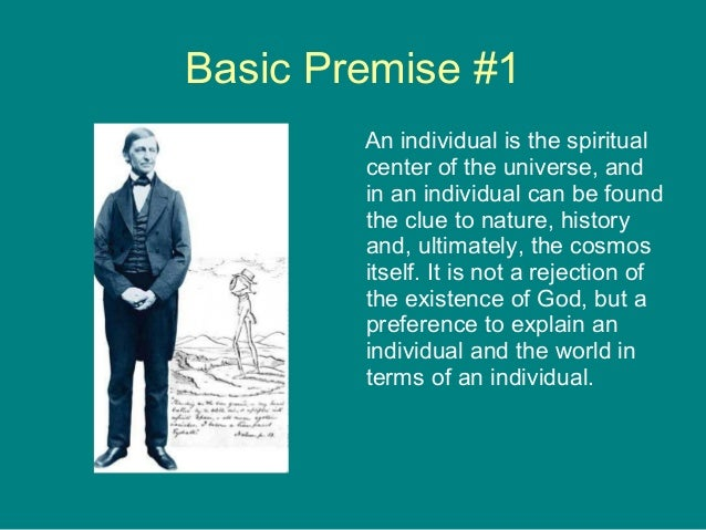 a history of the transcendentalist movement American romanticism the romantic period in the history of american literature stretches from the end of the 18th the american transcendentalist movement.