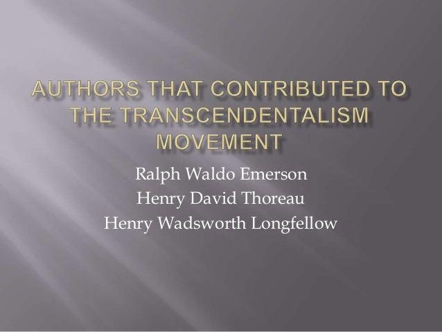 transcendentalism in literature American renaissance & american romanticism transcendentalism the web of american transcendentalism (virginia commonwealth university) project in american literature.