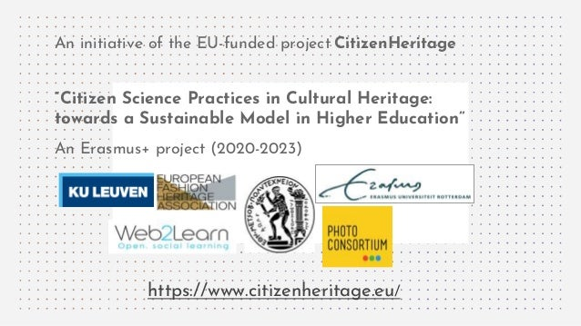 Transcribathons as citizen science projects:  a comparative analysis of European initiatives Slide 2