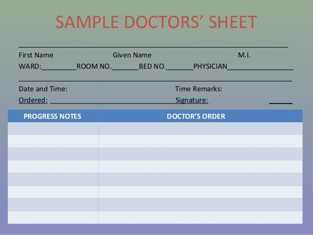 Doctor Sign In Sheet Ovarian Cancer Onesheet The Dr Oz Show Doctor