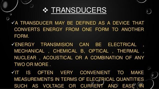 Piezo-electric Transducer Slide 2