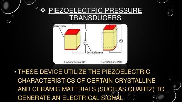 Piezo-electric Transducer Slide 3