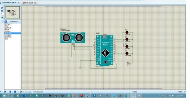 Transducer using PCB (Sound-to-light Conversion and Loudness