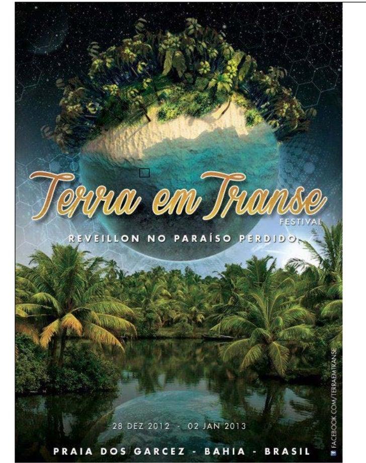 Festival Terra em Transe - Reveillon do