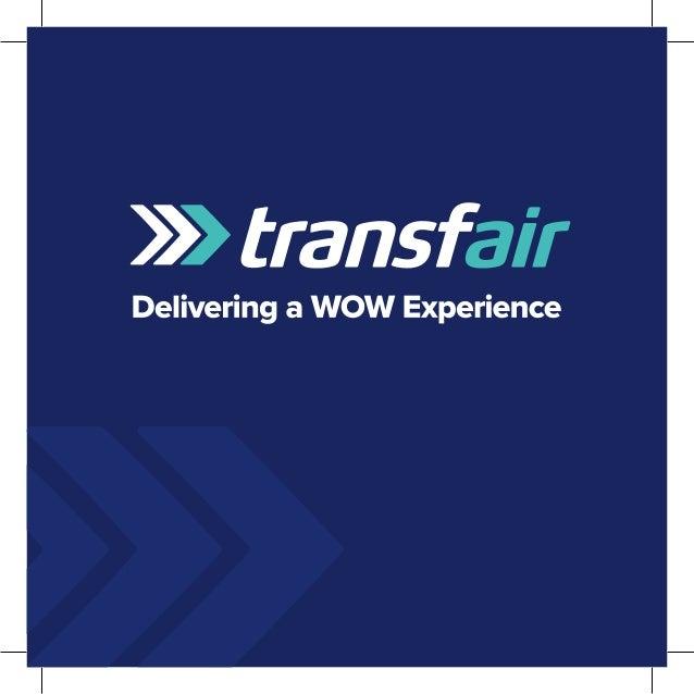 Transfair's Drivers Manual!