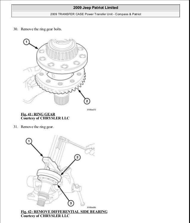 Manual Reparacion Jeep Compass