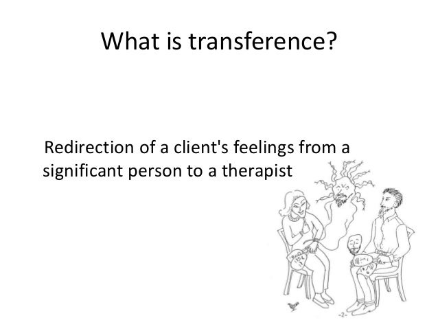 transferance and counter transferance Transference and countertransference in cognitive behavioral therapy 3 rossberg et al18 studied the relationship between pa-tients' self-reported personality.