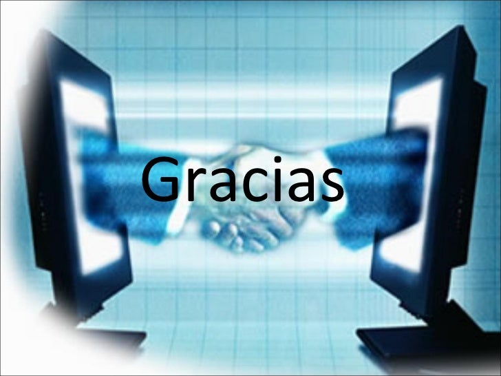 <ul><li>Gracias  </li></ul>