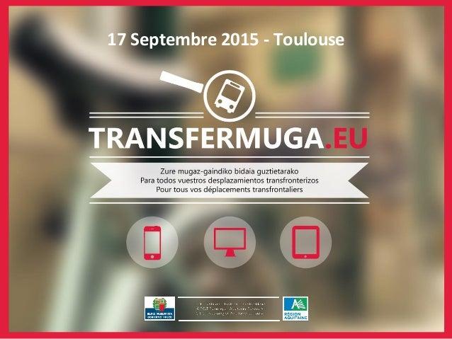 17 Septembre 2015 - Toulouse