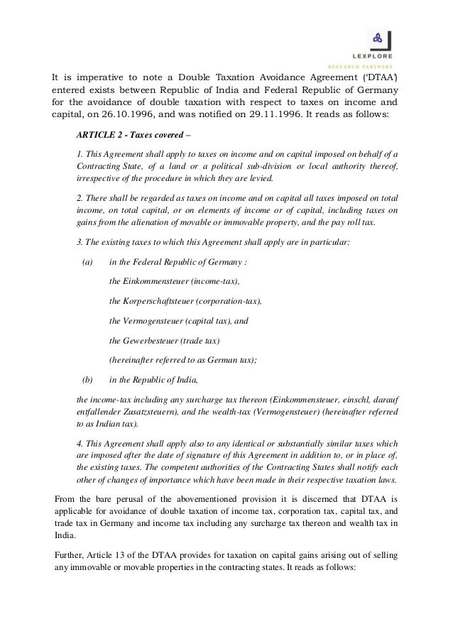 Transfer Of Shares Of An Indian Company From One Non-Resident To Anot…