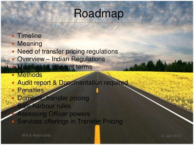 Transfer Pricing Slide 2