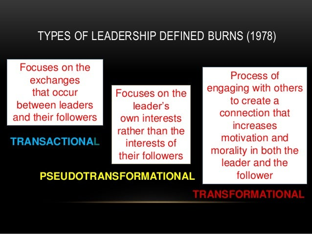 pseudo transformational leadership In other words, pseudo-transformational leader's counterfeit attempts to simulate  caring for subordinates self-actualization becomes clear.