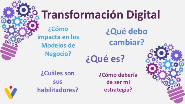 Transformación Digital 2021 - 360 grados - Parte 01 Slide 2