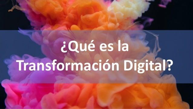 Transformación Digital 2021 - 360 grados - Parte 01 Slide 3