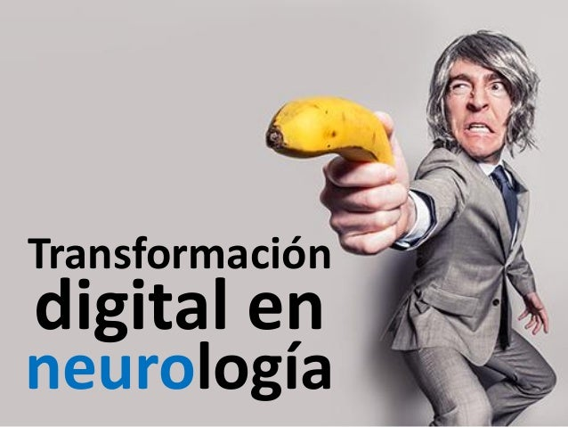 Transformación digital en neurología