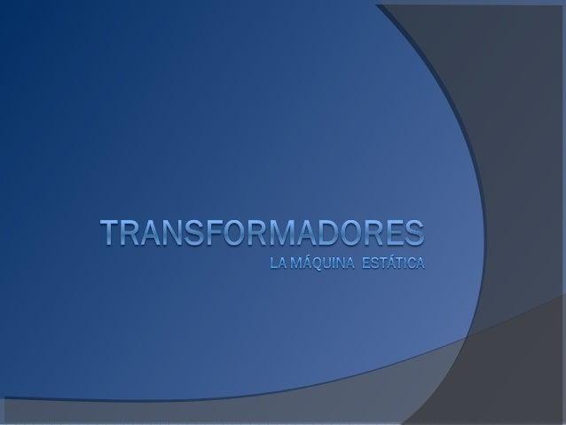 TRANSFERENCIA DE POTENCIA O ENERGÍAPara poder entender como funciona un transformador, un motoreléctrico u otro dispositiv...