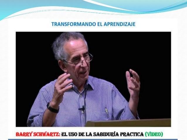 Transformando el aprendizaje Slide 1