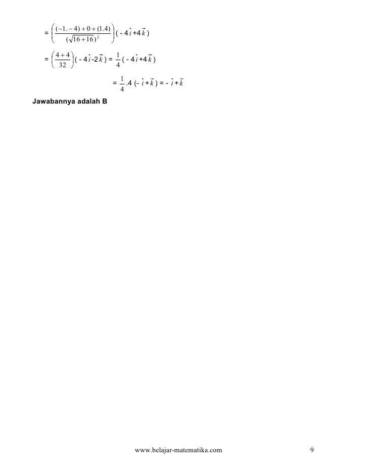  (−1. − 4) + 0 + (1.4)    =                                 ( - 4 i +4 k )                                    ( 16 ...