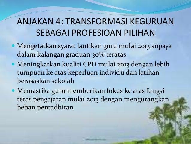 Transformasi Pendidikan