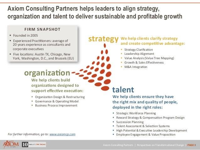 Leading & Managing Transformational Change Slide 3