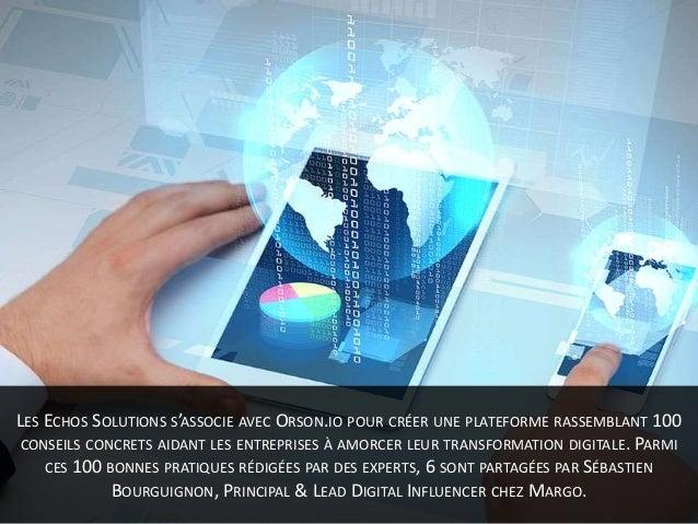 Transformation digitale - nos 6 conseils d'expert Slide 2