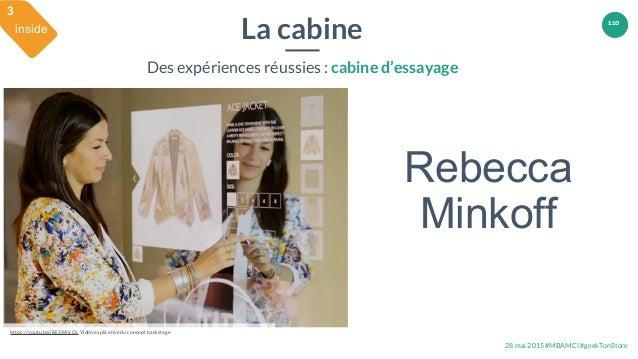 28 mai 2015 #MBAMCI #geekTonStore 110 Rebecca Minkoff le magasin selon ebay https://youtu.be/ijBi2XAjcOc Vidéo explicative...