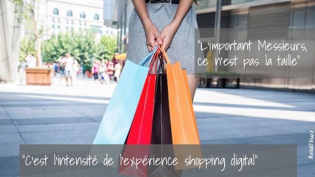 """28 mai 2015 #MBAMCI #geekTonStore 2 """"C'est l'intensité de l'expérience shopping digital"""" """"L'important Messieurs, ce n'est ..."""