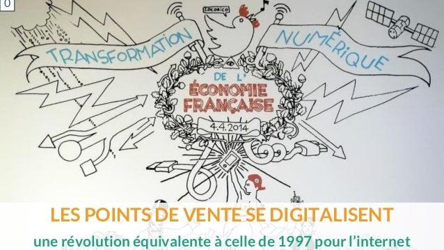 28 mai 2015 #MBAMCI #geekTonStore 5 LES POINTS DE VENTE SE DIGITALISENT une révolution équivalente à celle de 1997 pour l'...