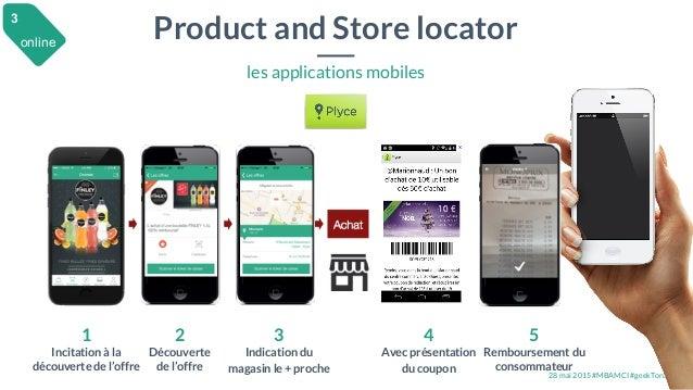 28 mai 2015 #MBAMCI #geekTonStore 1 Incitation à la découverte de l'offre 5 Remboursement du consommateur 2 Découverte de ...