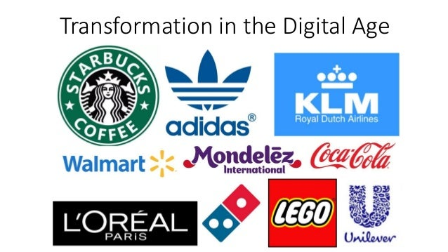 Transformation in the Digital Age