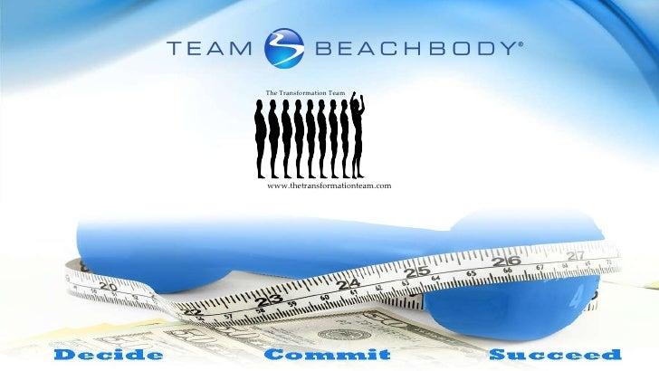 The Transformation Team www.thetransformationteam.com