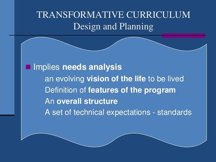 transformative relationship definition