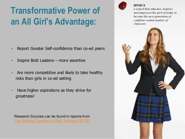 HNMCS a school that educates, inspires and empowers the girls of today to become the next generation of confident women le...