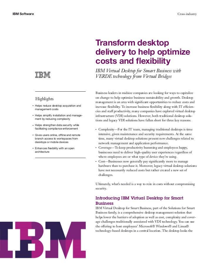 IBM Software                                                                                                           Cro...