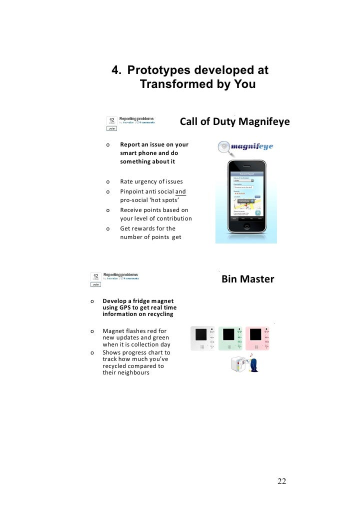 Transformed by You - How we did it