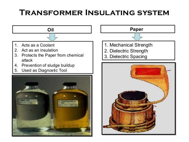 Transformer oil-specifications new Slide 2