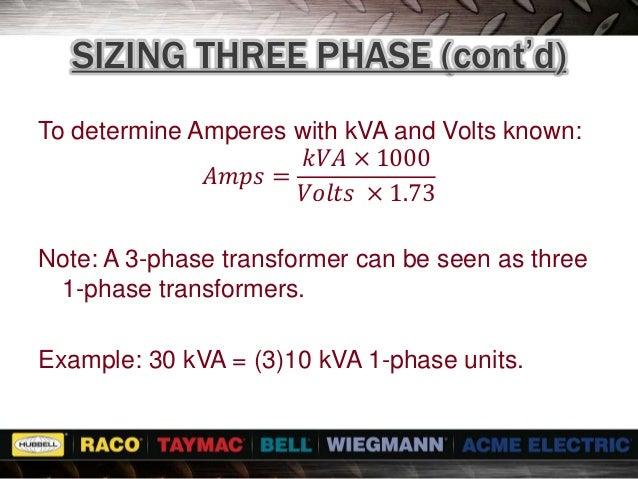 Transformer Seminar The Basics