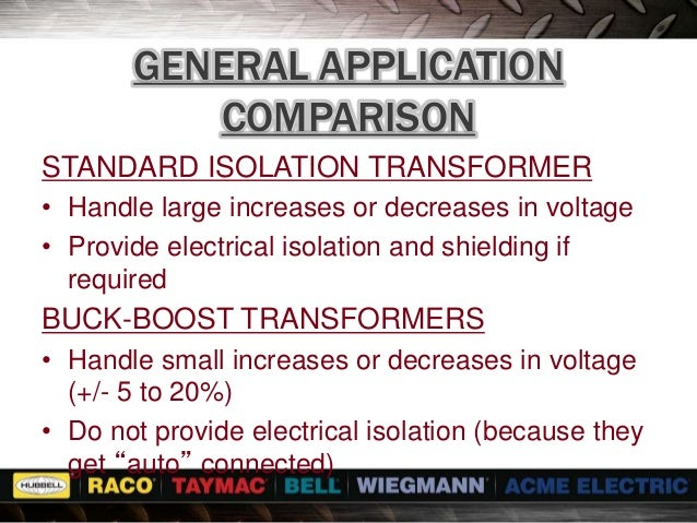 CONTROL CIRCUITS; 22. GENERAL APPLICATION COMPARISON STANDARD ISOLATION TRANSFORMER ...  sc 1 st  SlideShare : acme transformer wiring diagrams - yogabreezes.com