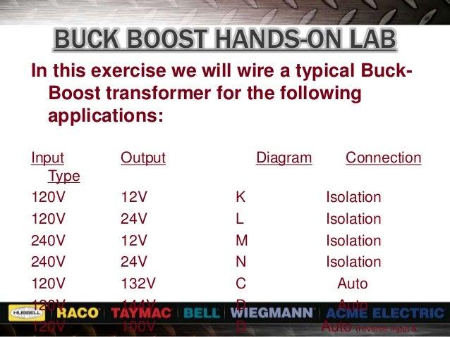 transformer seminar buckboost 29 638?cb=1455640344 transformer seminar buck boost tanning bed buck boost transformer wiring diagram at reclaimingppi.co