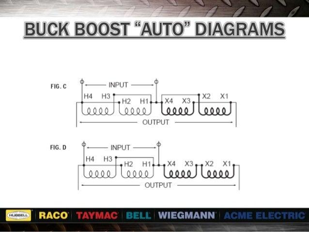 transformer seminar buckboost 31 638?cb=1455640344 transformer seminar buck boost acme buck boost transformer wiring diagram at crackthecode.co