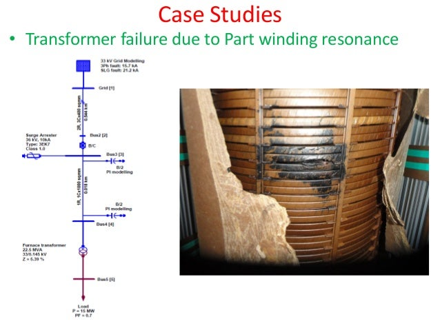 Transformer Failures And Case Studies