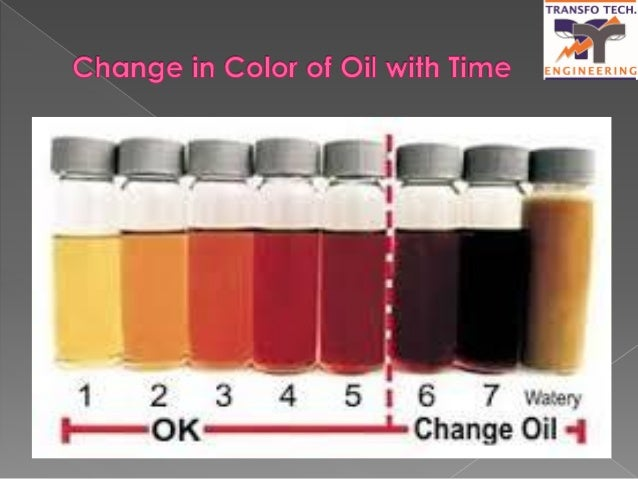 Transformer oil dehydration importance & process