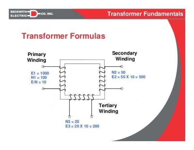 Transformer Fundamentals