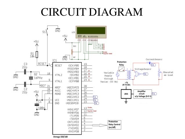 transformer relay diagram