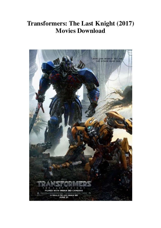Transformers The Last Knight 2017 Top 10 Movie Download Sites List