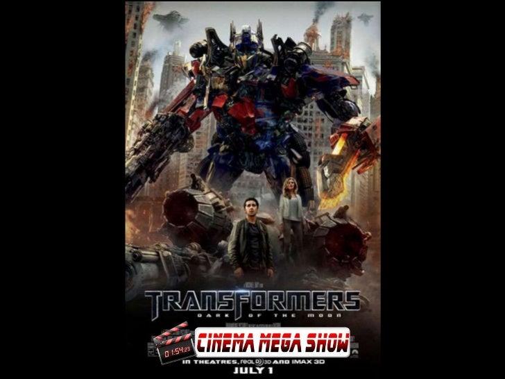 Transformers 3 - O Lado Oculto da Lua
