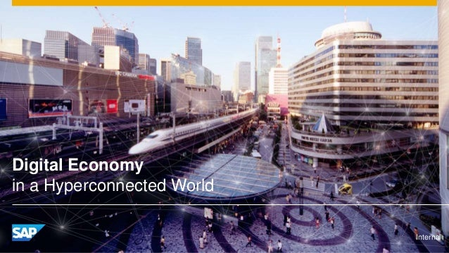 Digital Economy in a Hyperconnected World Internal