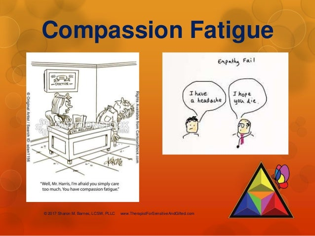transforming compassion fatigue